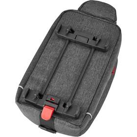 KlickFix Rackpack Light Luggage Carrier Bag for Racktime grey